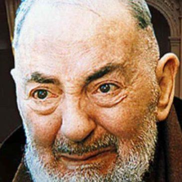 Oggi ricorre l'anniversario delle stimmate di Padre Pio, il frate di Pietrelcina
