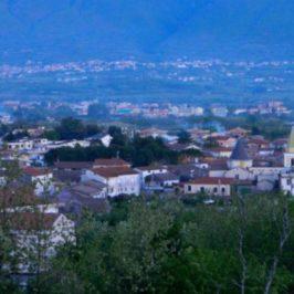 Paura a San Salvatore Telesino, fulmine colpisce un'abitazione