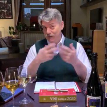 """La Falanghina del Sannio raccontata dal responsabile di """"Vini d'Italia"""""""