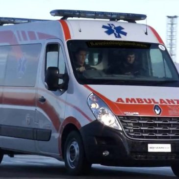 Tragico incidente nel Sannio in mattinata: due morti
