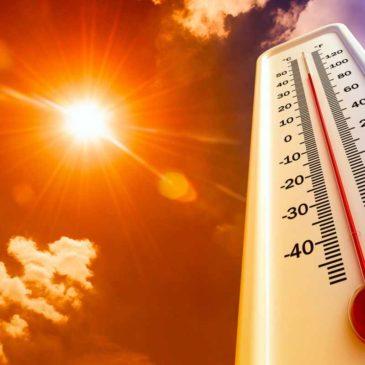 Temperature in rialzo, torna il caldo