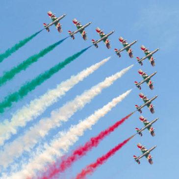 Accadde oggi: 1 marzo 1961, nascono le Frecce Tricolori