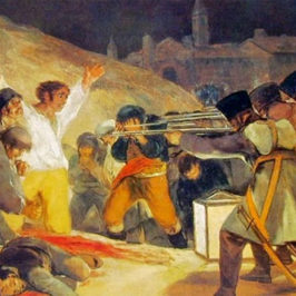 Accadde oggi: 3 maggio 1808, il drammatico dipinto di Francisco Goya