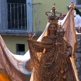 Immagini dal Sannio: la Madonna Assunta di Guardia Sanframondi