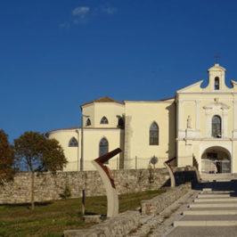 Immagini dal Sannio: il Santuario di Maria Ss. delle Grazie di Cerreto Sannita