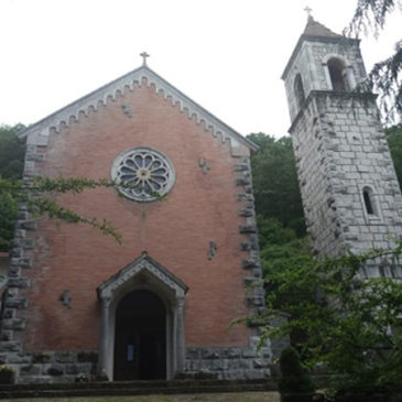 Oggi vado a… Santuario di Santa Lucia di Sassinoro