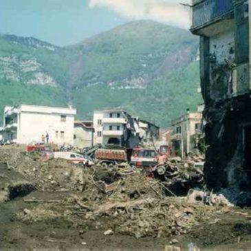 Accadde oggi: 5 maggio 1998, in Campania la tragica alluvione di Sarno e Quindici