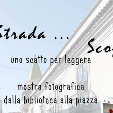 San Salvatore T.: letture e fotografie dalla biblioteca alla piazza