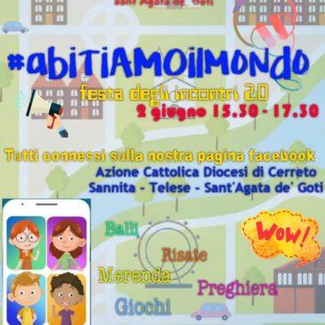 """Acr diocesana: """"Festa degli Incontri 2.0"""""""