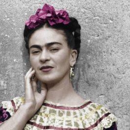 Accadde oggi: 21 giugno 2001, un francobollo in onore di Frida Kahlo