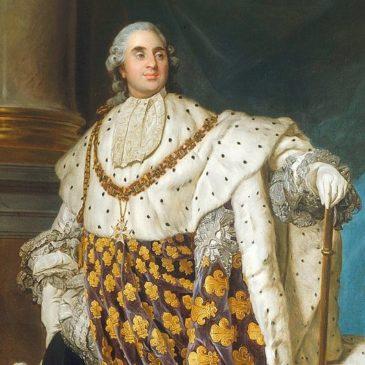 Accadde oggi: 11 giugno 1774, Luigi XVI incoronato re di Francia