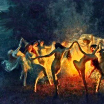 Il Sabba, le streghe e il culto della janara di Benevento