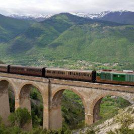 Immagini dal Sannio: la Transiberiana d'Italia, un viaggio nei tempi andati