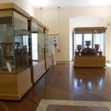 Riapertura Museo Archeologico del Sannio Caudino di Montesarchio