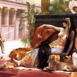 Accadde oggi: 1 agosto 30 a.C., la conquista di Alessandria d'Egitto e la morte di Marco Antonio