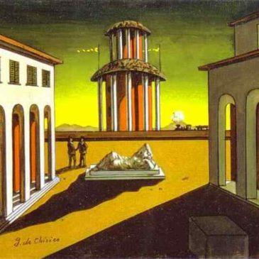 Accadde oggi: 10 luglio 1888, nasce Giorgio de Chirico
