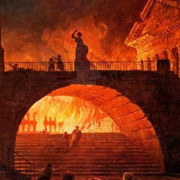 Accadde oggi: 18 luglio 64 d.C., Nerone e il grande incendio di Roma