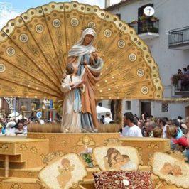 Immagini dal Sannio: la festa del grano e delle Traglie di Jelsi