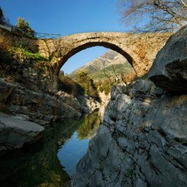 Immagini dal Sannio: l'acquedotto romano e il ponte Fabio Massimo di Faicchio