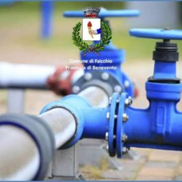 Faicchio: lavori di ristrutturazione della rete idrica