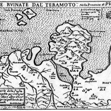 Accadde oggi: 30 luglio 1627, il grande terremoto tra la Capitanata e Benevento