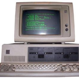 Accadde oggi: 12 agosto 1981, IBM lancia il primo Personal Computer