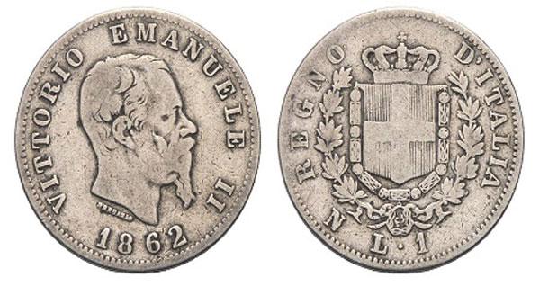 Accadde oggi: 24 agosto 1862, la lira diventa moneta nazionale