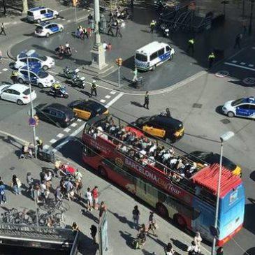 Accadde oggi: 17 agosto 2017, l'attentato terroristico di Barcellona