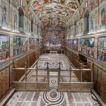 Accadde oggi: 15 agosto 1483, l'inaugurazione della Cappella Sistina