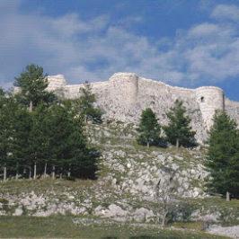 Immagini dal Sannio: una suggestiva passeggiata a Roccamandolfi