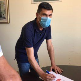 """Presentata la lista """"Avanti Castelpoto 2025"""" con Vito Fusco sindaco"""