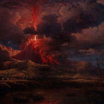 Il 24 agosto 79 d.C. è stata la data sbagliata dell'eruzione del Vesuvio. Gli ultimi studi