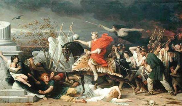 Accadde oggi: 9 agosto 48 a.C., Cesare sconfigge Pompeo nella Battaglia di Farsalo