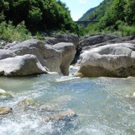 Immagini dal Sannio: le Forre del Titerno, incantevole percorso naturalistico