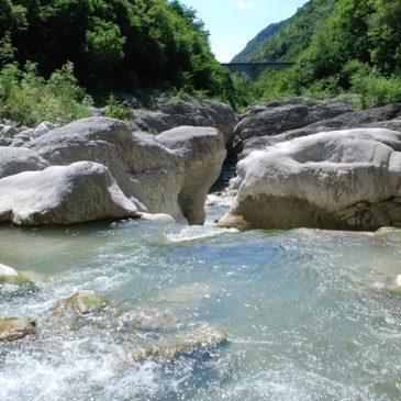 Cusano Mutri: boom turistico alle Forre di Lavello nell'estate 2021