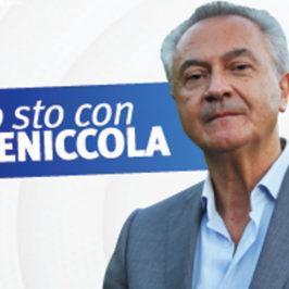 """Amedeo Ceniccola: """"Adesso basta! Voltiamo pagina mandiamo a casa i mestieranti della politica"""""""