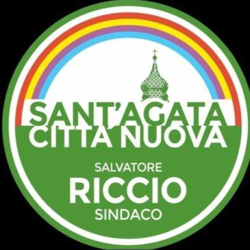 """""""Sant'Agata Città Nuova"""": Salvatore Riccio candidato sindaco"""