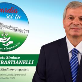 "Guardia Sanframondi: ""Guardia sei tu"" con Gabriele Sebastianelli sindaco"