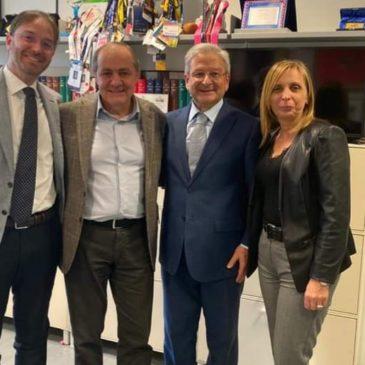 Panza: il brand Sannio punta sul Giro d'Italia e sul Benevento Calcio