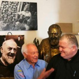 Paupisi: mostra fotografica di San Pio da Pietrelcina