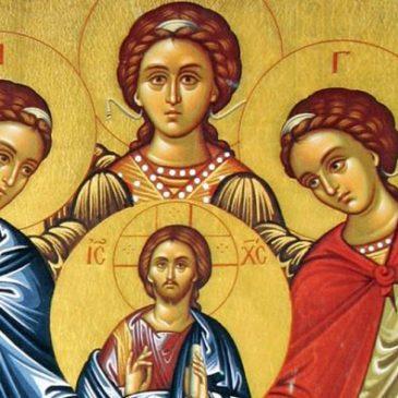 Gli Arcangeli: Michele,  Gabriele e Raffaele. Ecco chi erano