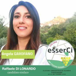 """Angela Garofano (esserCi): """"Giovani, Cultura, politiche sociali"""""""