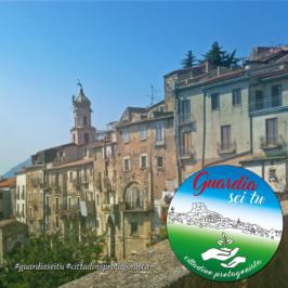 """""""Guardia sei tu"""": proposte per il centro antico e i beni culturali"""