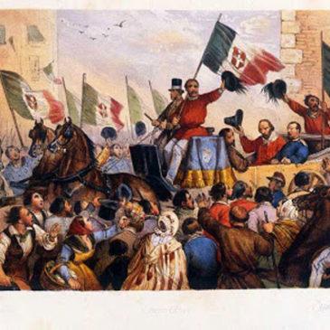 Accadde oggi: 7 settembre 1860, Garibaldi e i Mille entrano a Napoli