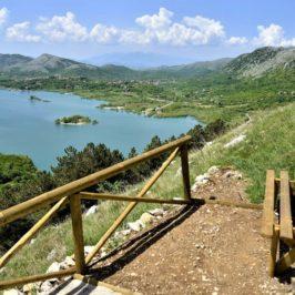 Immagini dal Sannio: i laghi del Matese, dolci perle d'acqua
