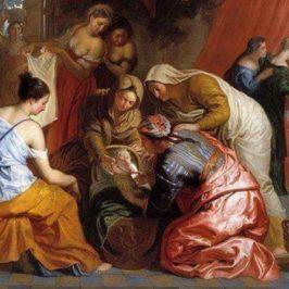 Accadde oggi: 8 settembre anno non specificato, la natività della Vergine Maria