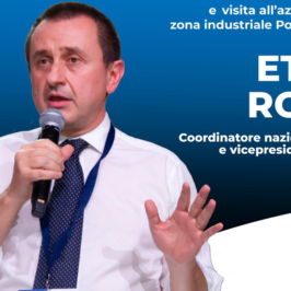 Ettore Rosato (Italia Viva) sarà a Benevento