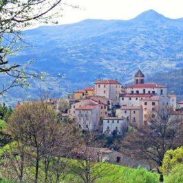 Immagini dal Sannio: Castel del Giudice e il tempo delle mele