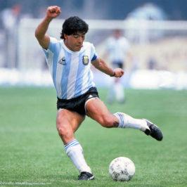 Accadde oggi: 20 ottobre 1976, l'esordio di Diego Armando Maradona