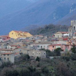 Immagini dal Sannio: Castello del Matese, antico gioiello matesino